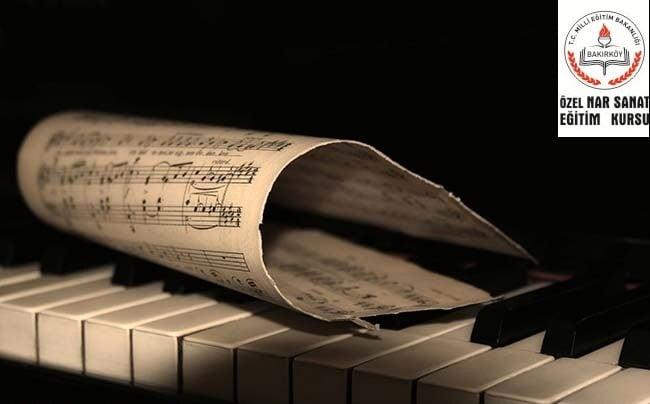 Bakırköy Piyano Kursu