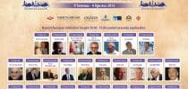 32 Uluslar arası Kitap Fuarı için etkinlik programı
