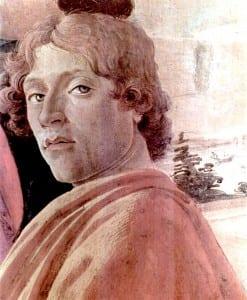 Sandro Botticelli.