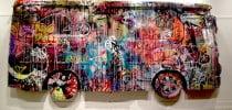 """Pera Müzesi ilk Kez """"Duvarların Dili: Graffiti / Sokak Sanatı"""" Sergisine ev sahipliği yapıyor"""