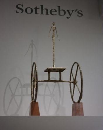 chariot-alberto-Giacometti