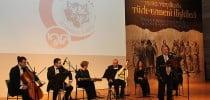 """Cumhurbaşkanlığı Klasik Türk Müziği Korosu, """"Türk Musikisinde Ermeni Bestekarlar"""" temalı bir konser verdi."""