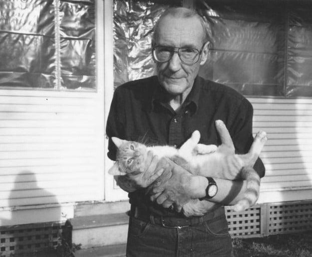 19 William S. Burroughs