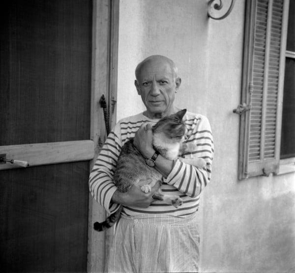 5 Pablo Picasso