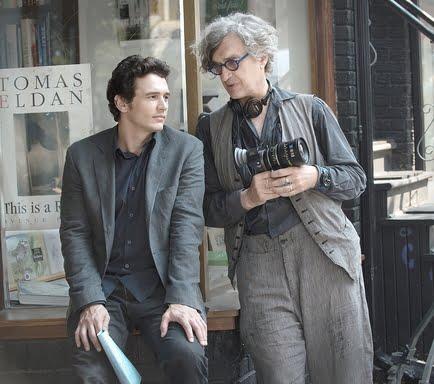 James Franco & Wim Wenders