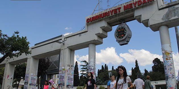 Bakırköy Özgürlük Meydanı