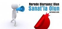 Türkiye'de 09 – 15 Mart Arası Gerçekleşecek Sanat Etkinlikleri