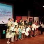 Uluslararası Genç Yetenekler Müzik Yarışması İstanbul 2015