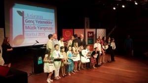 Nar Sanat öğrencisi uluslarası genç yetenekler müzik yarışmasında ödül aldı.