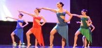 FMV Işık Üniversitesi Geleneksel Dans Festivali muhteşem gösterilere imza attı.