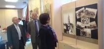 """Paris'te """"Çanakkale – Savaştan Barışa Uzanan Yol"""" adlı sergi açıldı"""