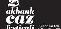 21 Ekim- 1 Kasım tarihleri arasında Akbank Caz Festivali ile Caz'a doyacağız