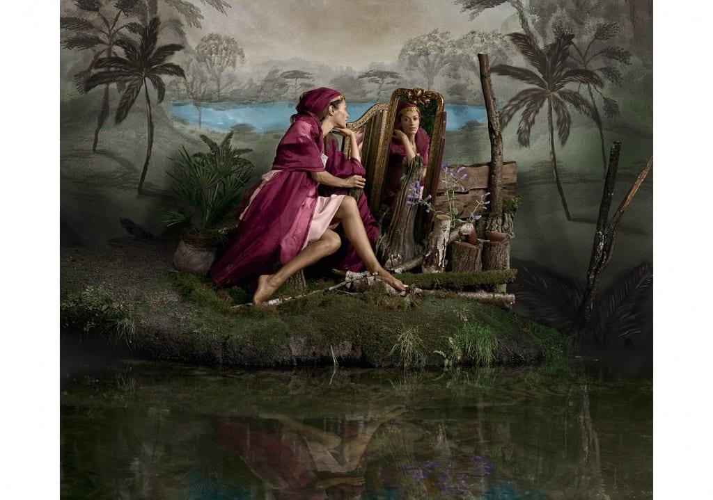 Barbara Paci Galleria d'Arte, Rainer Elstermann, Orient Hejer, Lambda Print on Diasec 120 x 140 cm 2010