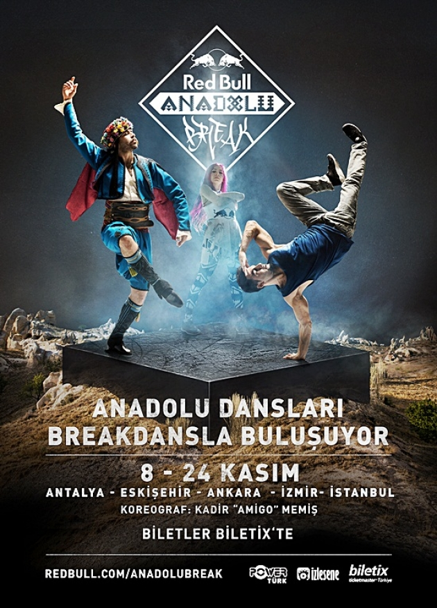 anadolu break dans