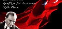19 Mayıs Atatürk 'ü Anma Gençlik ve Spor Bayramı Etkinliği