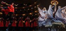 Kafkas Dansları Aşkla İstanbul'da Buluşuyor