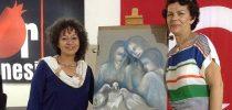 Heykel Sanatçısı Hale Ürkmezgil Yönetiminde Akşam Hobi Resim Sınıfı Açılıyor