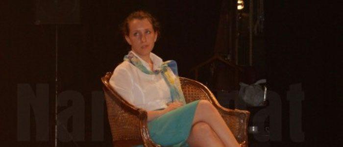 Nar Sanat'ta Tiyatro Dersleri Sizi Sahneye Hazırlıyor